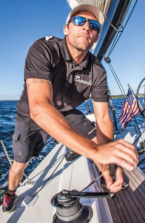 Sailing-back